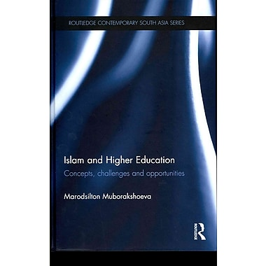 Taylor & Francis Islam and Higher Education Book