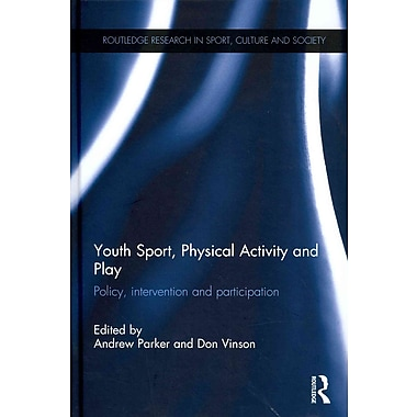 Taylor & Francis Youth Sport, Physical Activity and Play Book