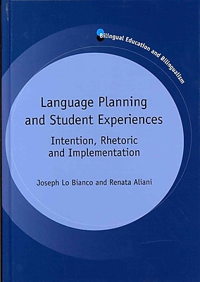 University of Toronto Press Language Planning and Student Experiences Book