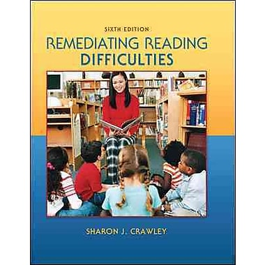 McGraw-Hill Education Remediating Reading Difficulties Book