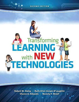Pearson Transforming Learning with New Technologies Book