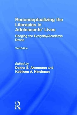 Taylor & Francis Reconceptualizing the Literacies in Adolescents' Lives Hardback Book