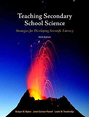 Pearson Teaching Secondary School Science: Strategies for Developing Scientific Literacy Book