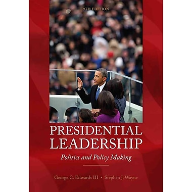 Cengage Learning® Presidential Leadership Book