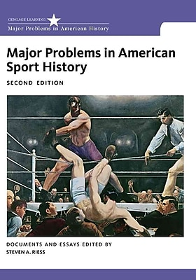 Cengage Learning® Major Problems in American Sport History Book