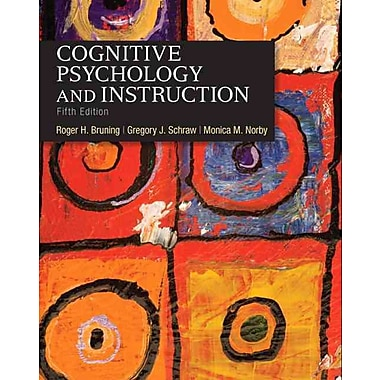 Pearson Cognitive Psychology and Instruction Book, 5th Edition