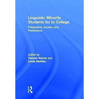 Taylor & Francis Linguistic Minority Students Go to College Book
