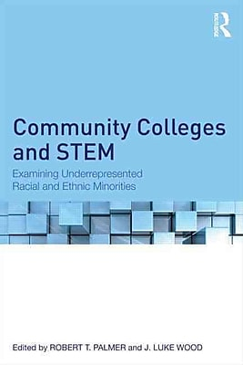 Taylor & Francis Community Colleges and Stem Book