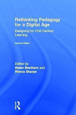 Taylor & Francis Rethinking Pedagogy for a Digital Age Hardback Book