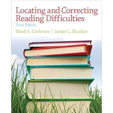 Prentice Hall Locating and Correcting Reading Difficulties Book