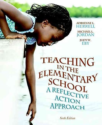 Pearson Teaching in the Elementary School: A Reflective Action Approach Book