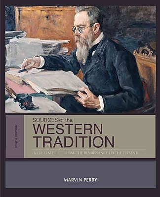 Cengage Learning® Sources of the Western Tradition: Volume II Book
