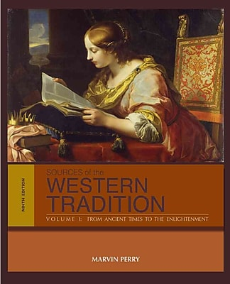Cengage Learning® Sources of the Western Tradition: Volume I Book