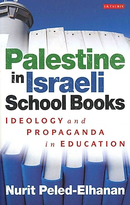 Palgrave Macmillan Palestine in Israeli School Books Book