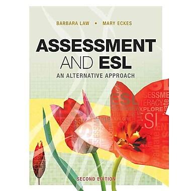 Portage & Main Press Assessment & ESL Book