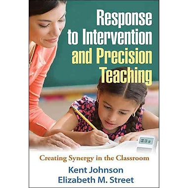 Guilford Press Response to Intervention and Precision Teaching Book