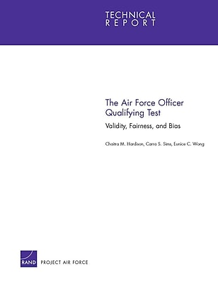 National Book Network The Air Force Officer Qualifying Test Book