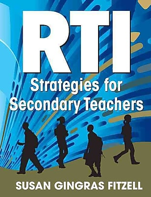 Corwin RTI Strategies for Secondary Teachers Book