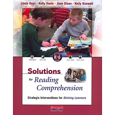 Heinemann Solutions for Reading Comprehension Book