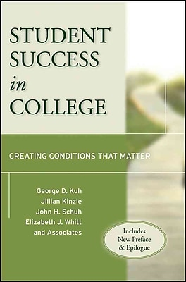 John Wiley & Sons Student Success in College Book