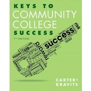 Pearson Keys To Community College Success Paperback Book, 7th Edition