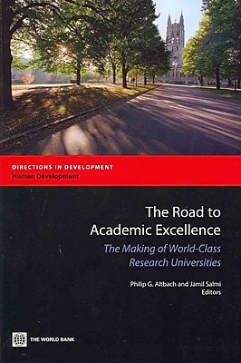 World Bank The Road to Academic Excellence Book