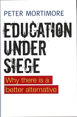 University of Chicago Press Education under Siege Book