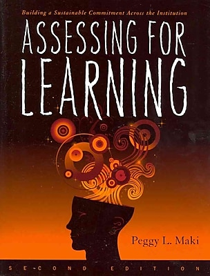 Stylus Publishing Assessing For Learning Book