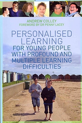 Jessica Kingsley Publishers Personalised Learning for Young People With Profound & Multiple Book