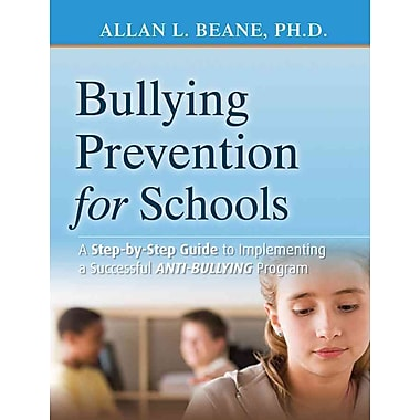 John Wiley & Sons Bullying Prevention for Schools Book