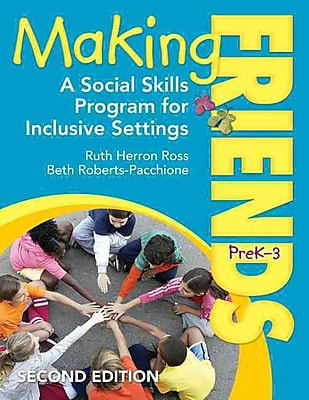 Corwin Making Friends: A Social Skills Program for Inclusive Settings Book