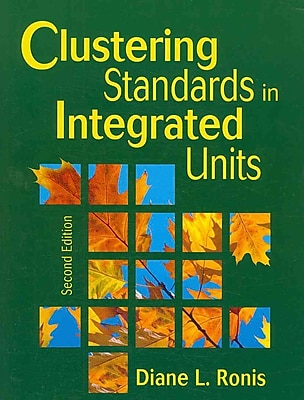 Corwin Clustering Standards In Integrated Units Book