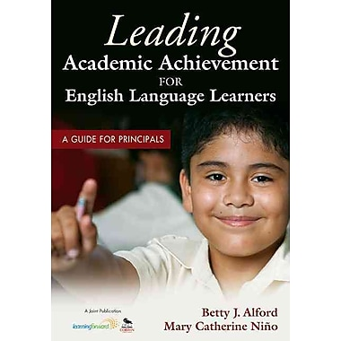 Corwin Leading Academic Achievement for English Language Learners Book
