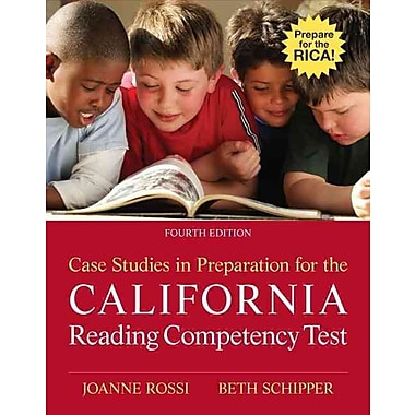 Prentice Hall Case Studies in Preparation for the California Reading Competency Test Book