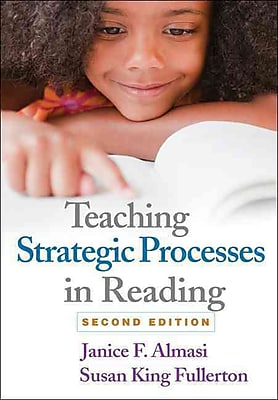 Guilford Press Teaching Strategic Processes in Reading Book