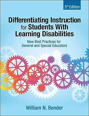 Corwin Differentiating Instruction for Students With Learning Disabilities Book