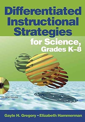 Corwin Differentiated Instructional Strategies for Science Book