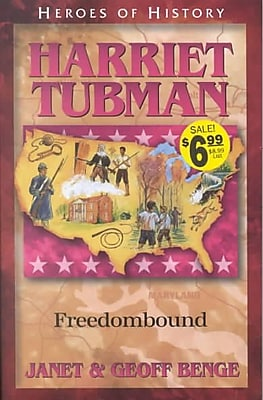 YWAM Publishing Heroes Of History: Harriet Tubman Book
