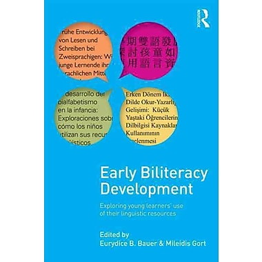 Taylor & Francis Early Biliteracy Development: Exploring Young Learners' Use of Paperback Book