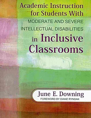 Corwin Academic Instruction for Students With Moderate...Inclusive Classrooms Book