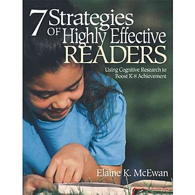 Corwin Seven Strategies of Highly Effective Readers Book