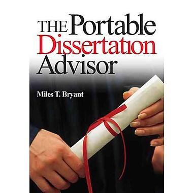 Corwin The Portable Dissertation Advisor Book