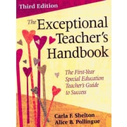 Corwin The Exceptional Teacher's Handbook: The First Year Special Education... Book