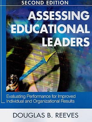 Corwin Assessing Educational Leaders Book