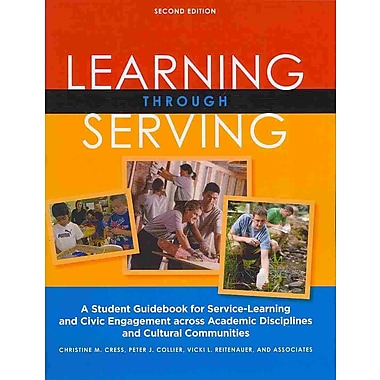 Stylus Publishing Learning Through Serving Book