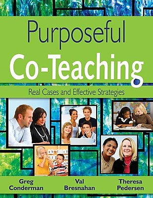 Corwin Purposeful Co-Teaching: Real Cases and Effective Strategies Book