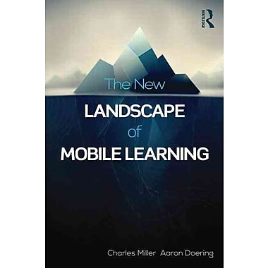 Taylor & Francis The New Landscape of Mobile Learning Paperback Book