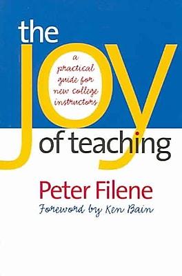 University of North Carolina Press The Joy of Teaching Guide