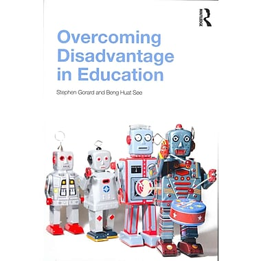 Taylor & Francis Overcoming Disadvantage in Education Book