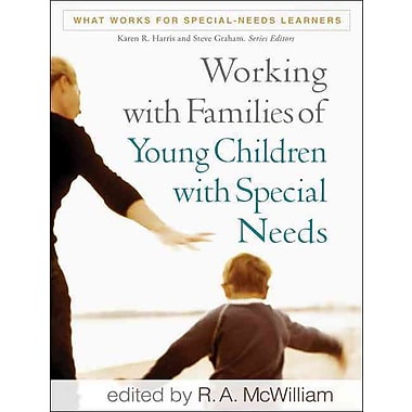 Guilford Press Working With Families of Young Children With Special Needs Book